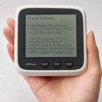 WikiReader: Wikipedia in your pocket