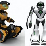 WowWee unveils Roborover and Joebot robots