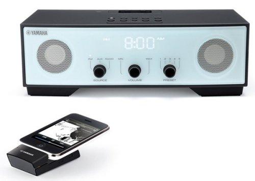 Yamaha's TSX-W80, TSX-70 iPod docks