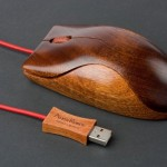 Russian wood Mouse is eco-friendly, well polished