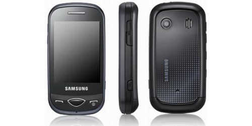 Samsung M3310 and B3410 show off in official images