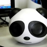 USB Panda Speakers look sad