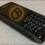 BlackBerry Pearl 9100 revealed