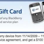 BlackBerry Bold 9700, $99 at Walmart