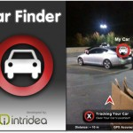 Augmented Reality iPhone app helps you find your car