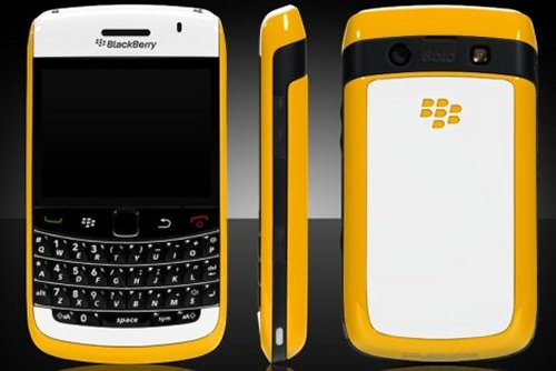 Colorware now offering BlackBerry Bold 9700 options