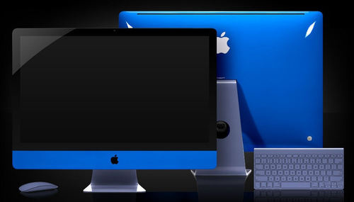 ColorWare your 27-inch iMac and Magic Mouse