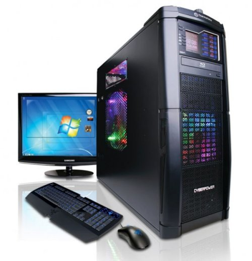 CyberPower Gamer Xtreme Series with USB 3.0 and SATA III