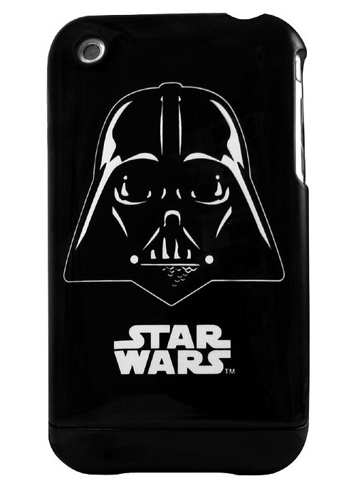 Official Darth Vader and Stormtrooper Hard Cases for the iPhone