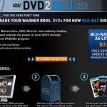 DVD2Blu lets you trade in DVDs for Blu-Rays