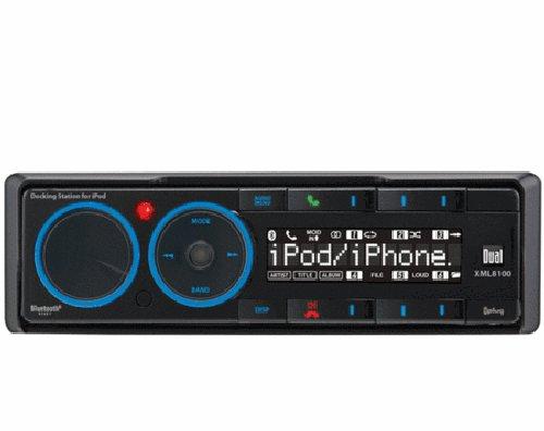 XML8110 Mechless Mobile Audio iPod dock