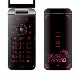 Softbank unveils new Hello Kitty phone