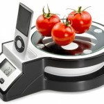 Kitchen Scale iPod dock