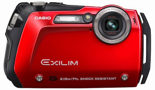 Casio introduces the world's slimmest toughcam