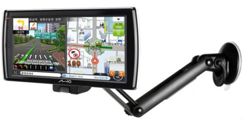 Mio Hammer V700 GPS Navigation System