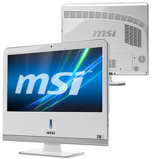 MSI unveils new All-In-One PC