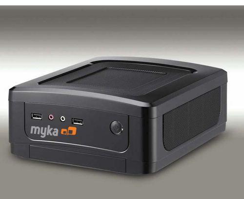 Myka ION HD Player delivers Hulu and Boxee