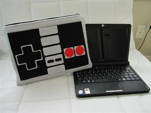 NES Notebook Case