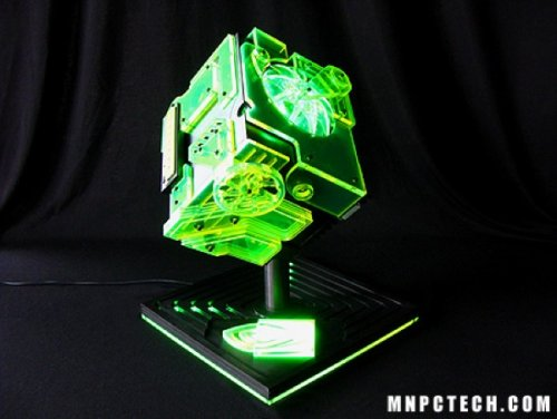 NVIDIA ION Cube PC mod