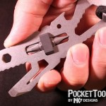 Pocket Tool X Piranha multitool