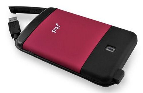 pqi H560 shock proof hard drive