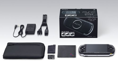 New Sony PSP bundles hit Japan