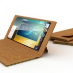 Recyclable Paper Laptop