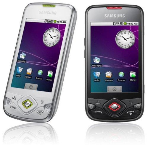 Samsung unveils Galaxy Spica i5700