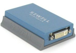 Sewell USB-to-DVI / VGA / HDMI adapter does 2,048 x 1,152