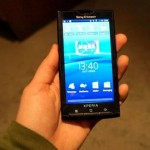 Sony Ericsson XPERIA X10 Android phone announced