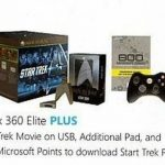 Xbox 360 bundle comes with Star Trek and Transformers 2 movies
