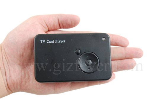 USB TV Card Player