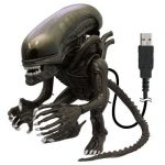 USB Alien with Illuminated Tongue