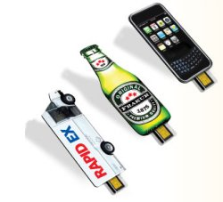 USB Inserts for advertising