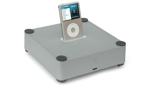 Wadia 170i iPod Dock, $379.99 worth of boring design