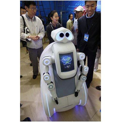 Wall-E isn't looking so hot