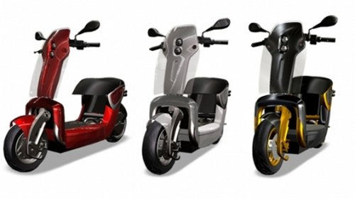 XO2 folding electric scooters
