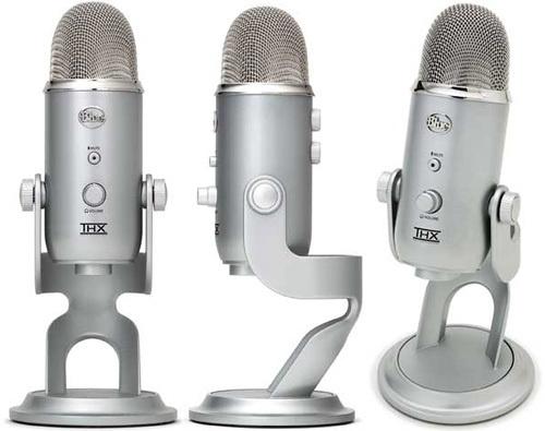 Yeti USB Mic: World's First THX Certified Microphone