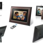 Earth-Trek unveils HD LCD Digital Photo Frames