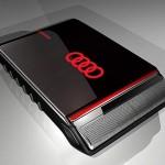 Audi Traveling Shaver concept