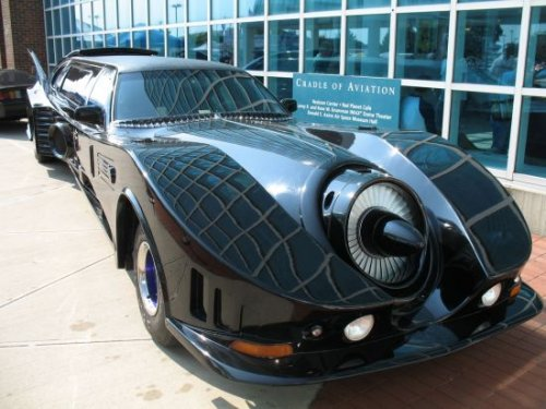The Batmobile Limo