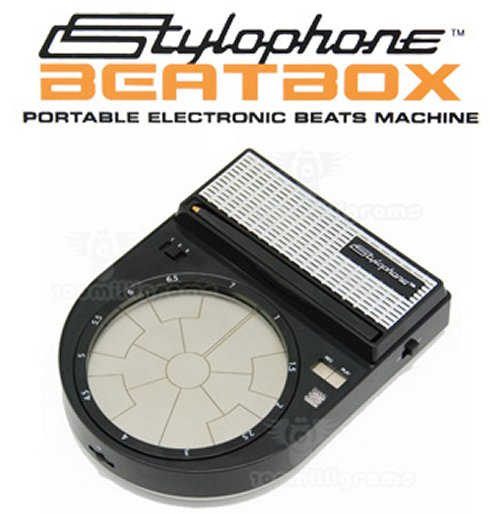 Hands On: Stylophone Beatbox