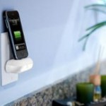 WallDock iPhone charger