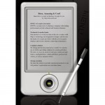 Dulin's Books brings $350, 6-inch BOOX 60 e-reader to US