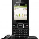 Sony Ericsson intros Elm Candybar Phone
