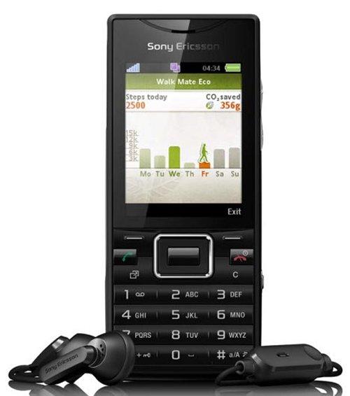 Sony Ericsson intros Elm Candybar Phone