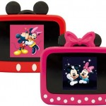 Mickey Mouse digital photo frame
