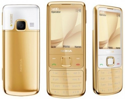 Nokia 6700 Classic Gold Edition will blind you, leave you broke