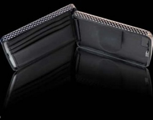 Carbon Fiber iWallet sounds an alarm if stolen