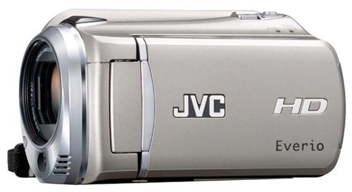 JVC GZ-HD620 camcorder
